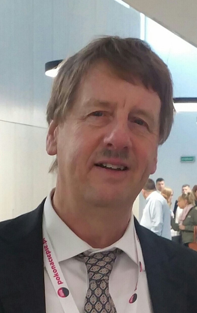 Photo of Claes Frostell, professor/senior physician at the Department of Clinical Sciences, Danderyd Hospital, and scientific representative at KI.