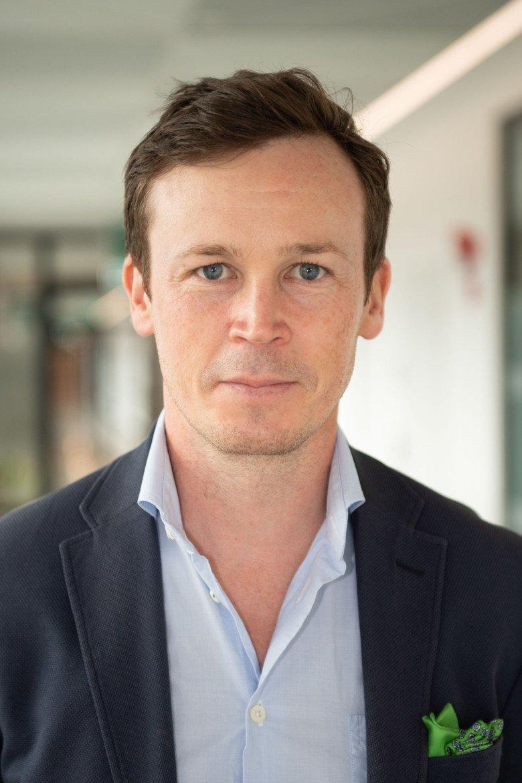 Martin Eklund, forskare vid institutionen för medicinsk epidemiologi och biostatistik, Karolinska Institutet