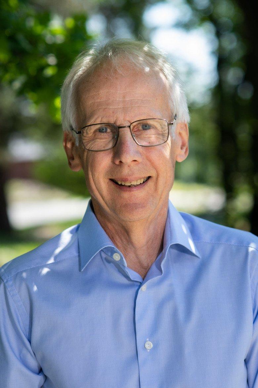 Rune Toftgård, professor vid institutionen för biovetenskaper och näringslära