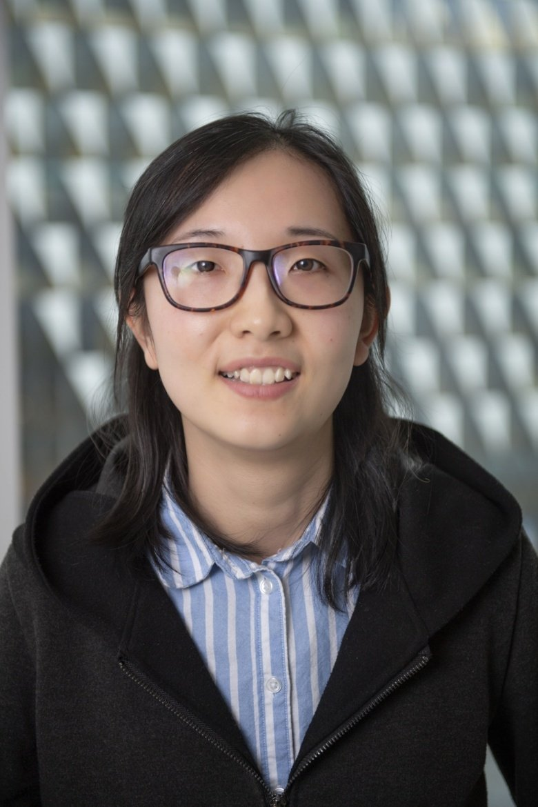 PhD student Danyang Li the first author of the study